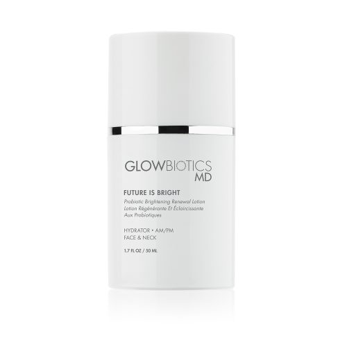 Glowbiotics FUTURE IS BRIGHT Probiotic Brightening Renewal Lotion