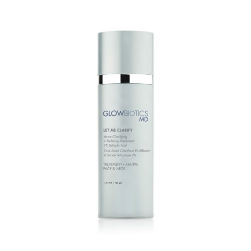 Glowbiotics LET ME CLARIFY Acne Clarifying + Refining Treatment