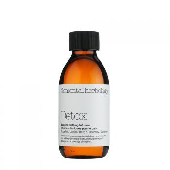 Elemental Herbology Detox Botanical Bathing Infusion