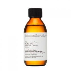 Elemental Herbology Earth Balance Botanical Body Infusion massage oil