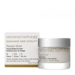 Elemental Herbology Facial Glow Radiance Peel