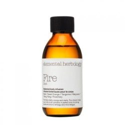 Elemental Herbology Fire Zest Botanical Body Infusion Massage Oil