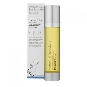 Elemental Herbology Harmonising Cleanse Facial Cleansing Oil
