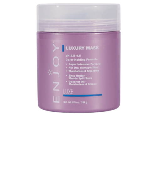 Enjoy Luxe Sulfate Free Luxury Mask
