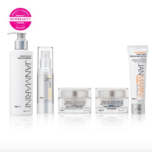 Jan Marini Dry Skin Management System Medical Spa Skincare