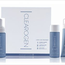 Clearogen Acne Treatment Set-Sulfur