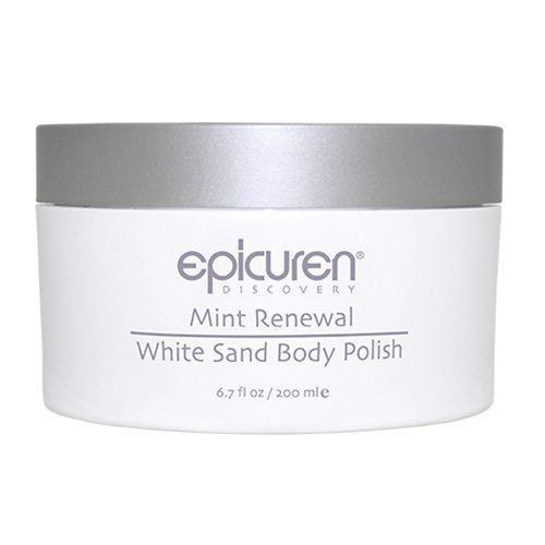 Epicuren Mint Renewal White Sand Body Polish